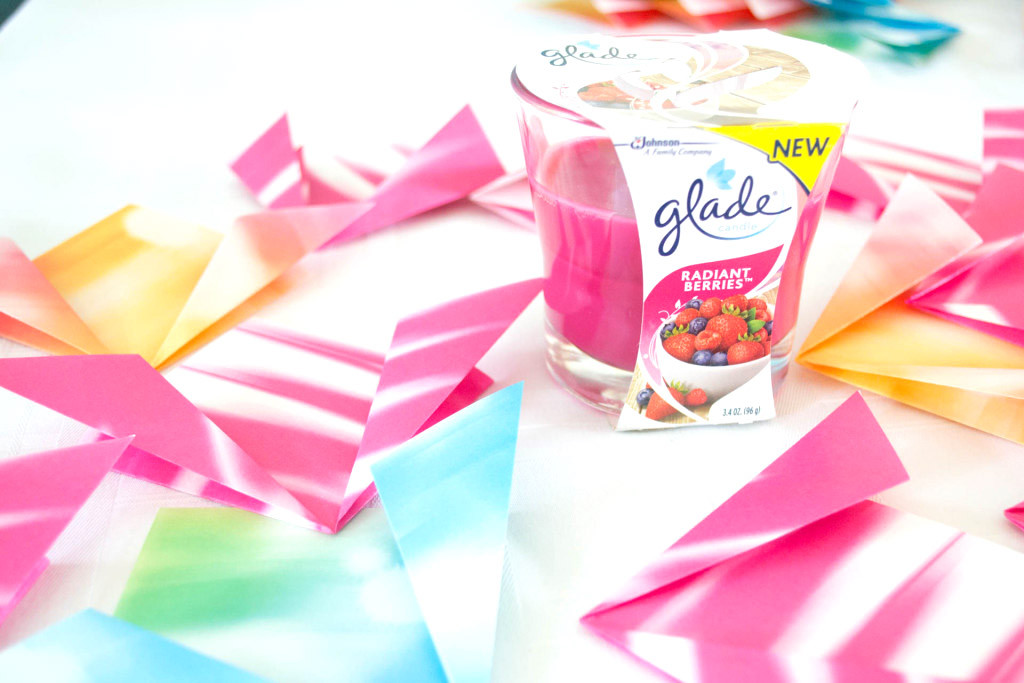 Crafting Paper Flowers with Glade (1)