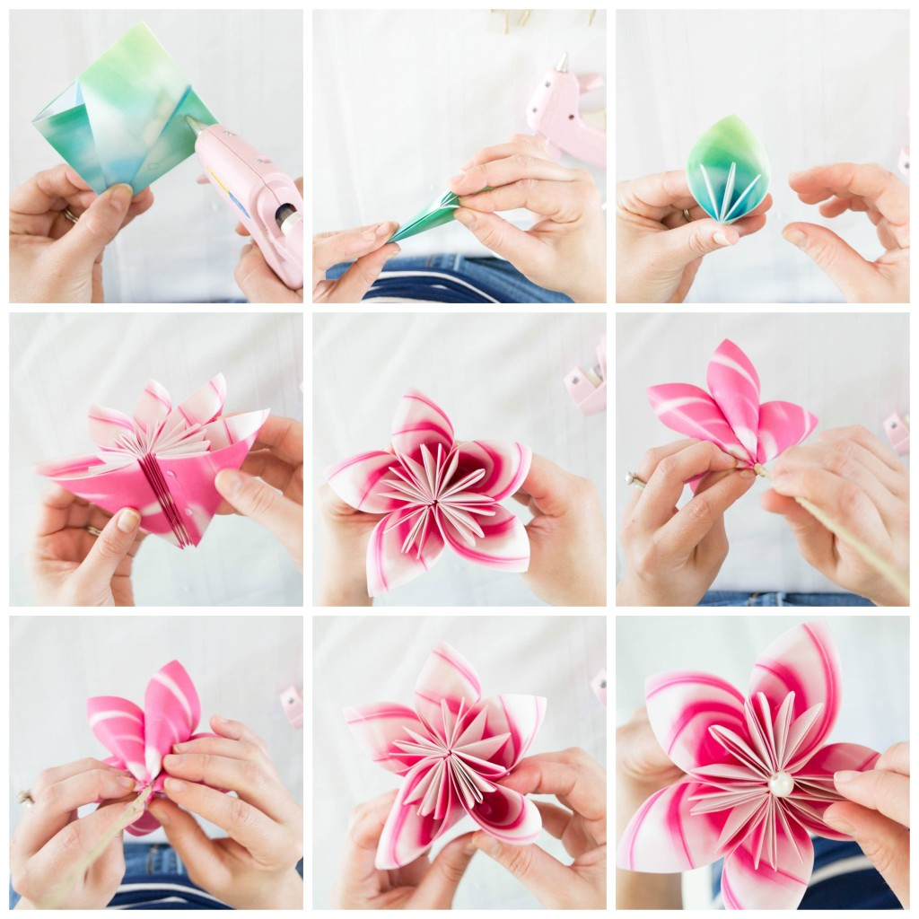 Crafting Paper Flowers with Glade (13)