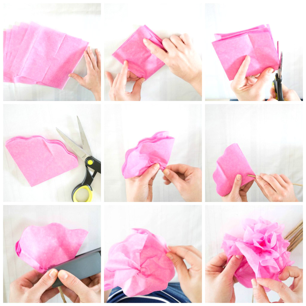 Crafting Paper Flowers with Glade (15)