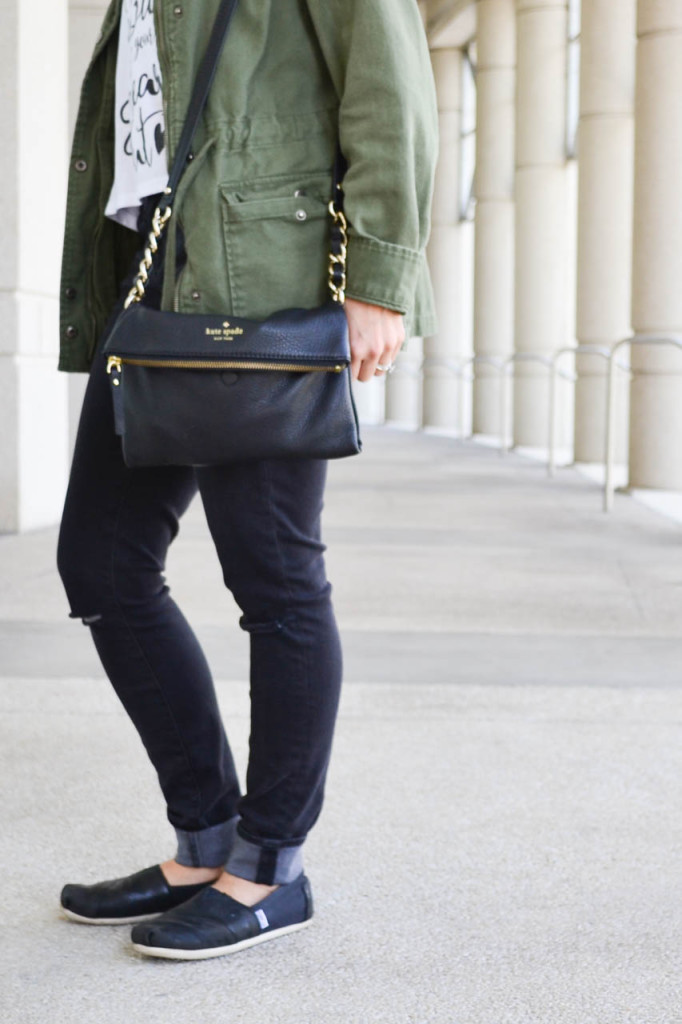 Styling an army jacket-10