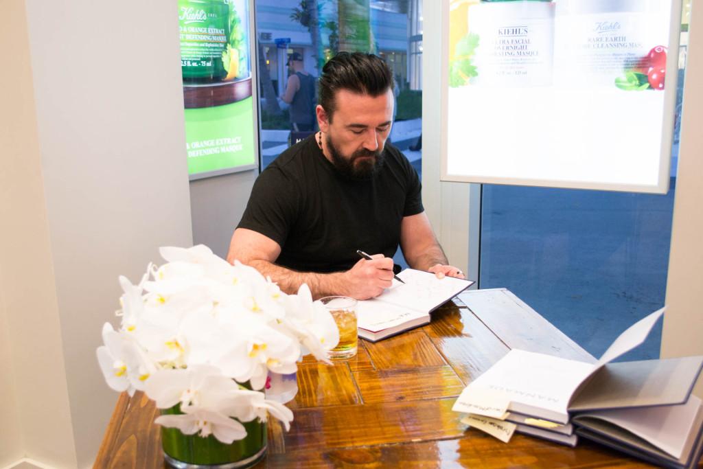 Kiehls Book Signing (45)